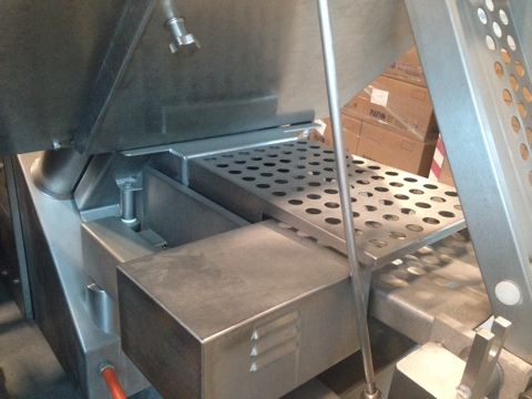 Weber Ccs 5000 Slicer Steep Hill Equipment Solutions
