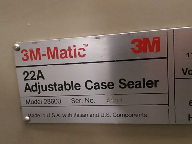 Img on 3m Tapers Case Sealer Parts