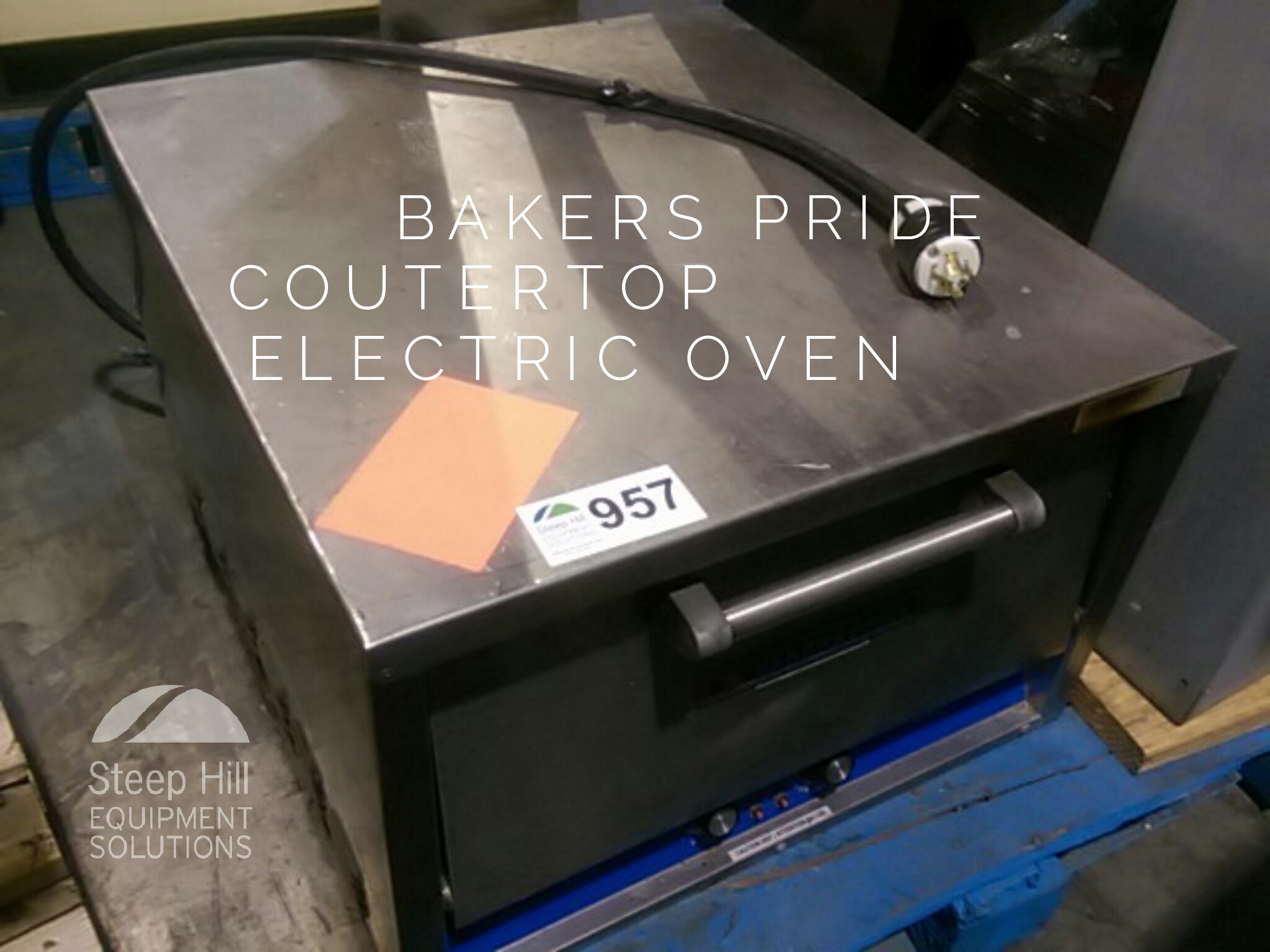 Bakers Pride Countertop Pizza Oven Steep Hill Equipment