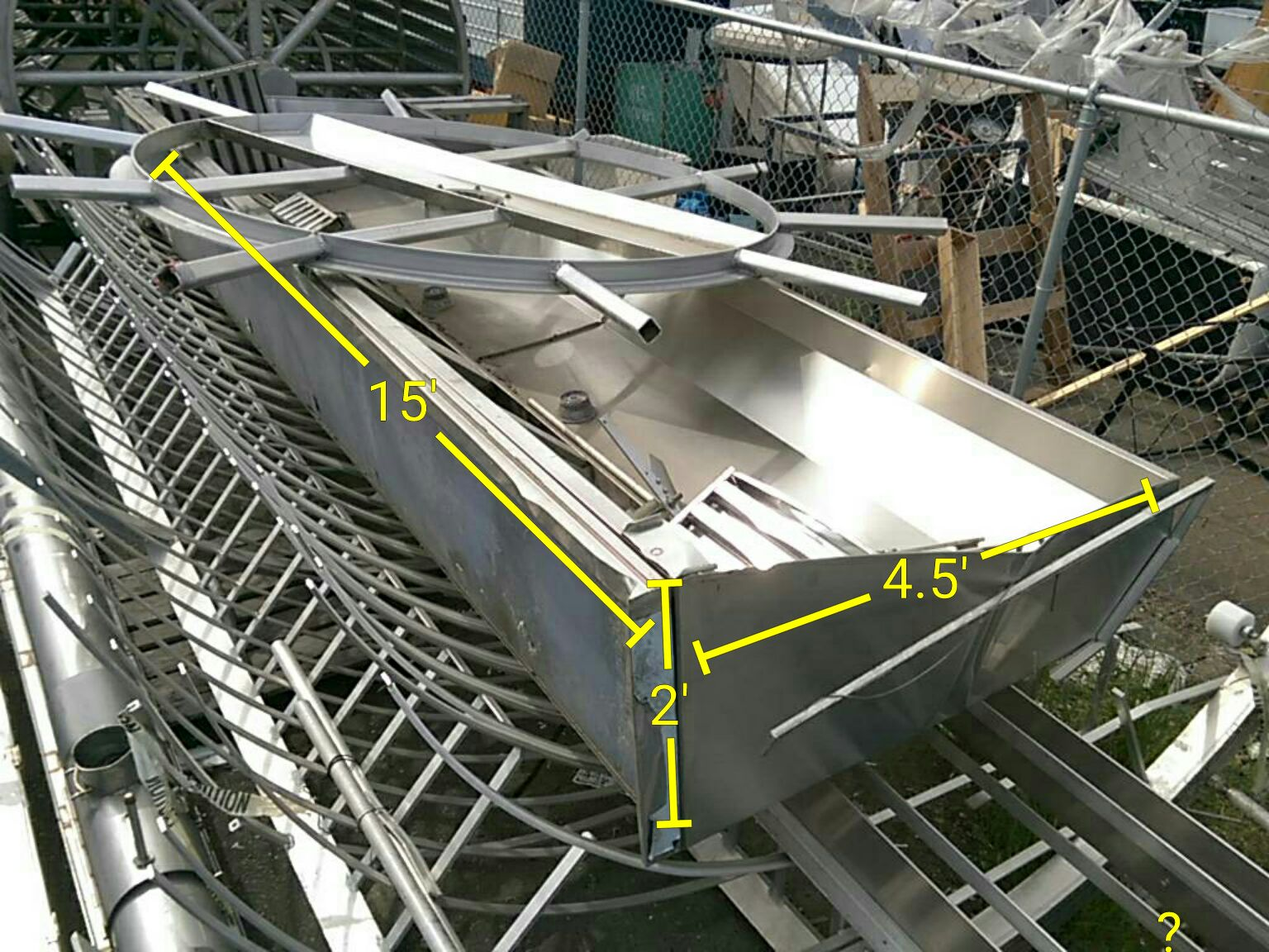Industrial Hood Vent Steep Hill Equipment Solutions