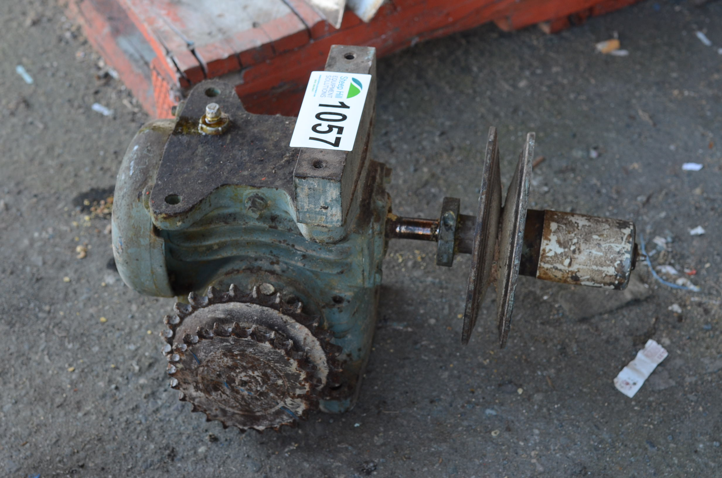 Chain To Belt Gearbox Steep Hill Equipment Solutions