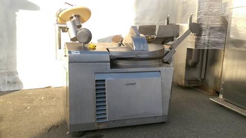 used, food, processing, meat, equipment, bowl chopper, seydelmann