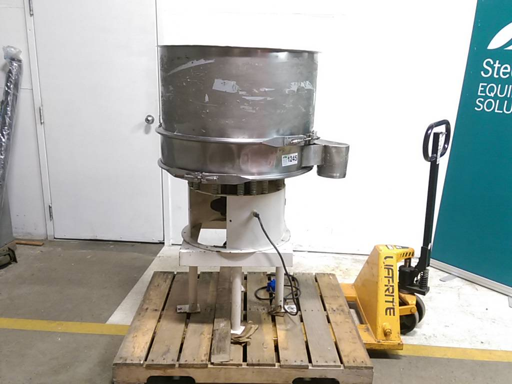 Kason 30 Quot Vibratory Sifter Steep Hill Equipment Solutions