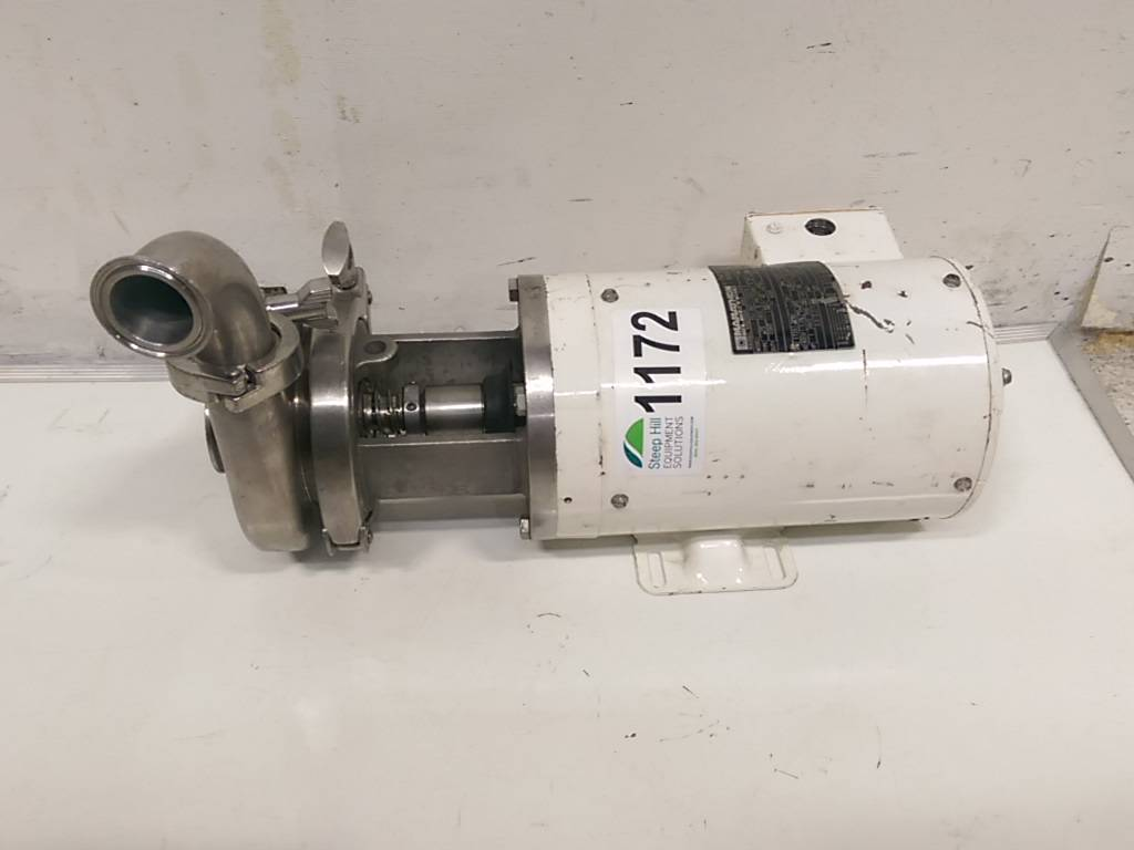 Centrifugal Pump With 1hp Motor Steep Hill Equipment