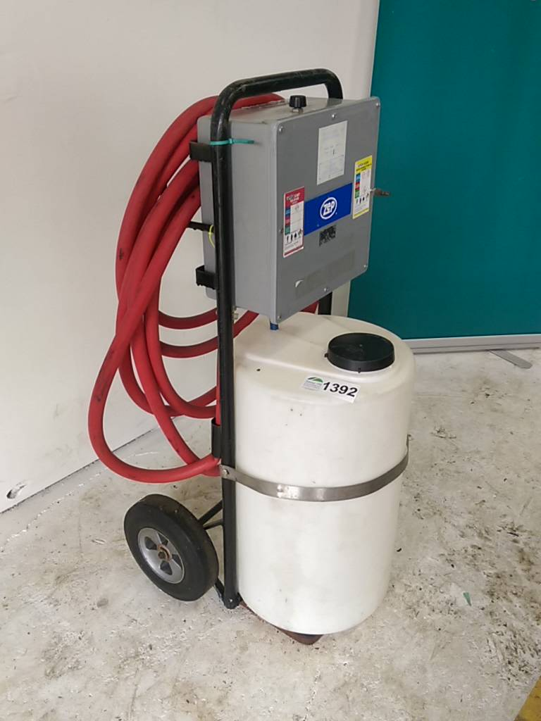 Zep AFCO Mobile Foaming Cleaner   Steep Hill Equipment Solutions