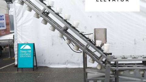 Bucket Elevator | Steep Hill Equipment Solutions